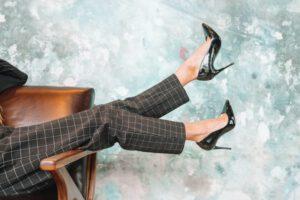 Wygodne i stylowe buty na obcasie